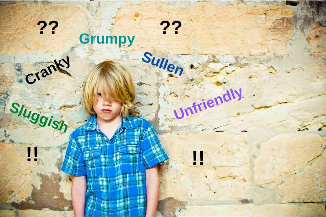child bullying signs