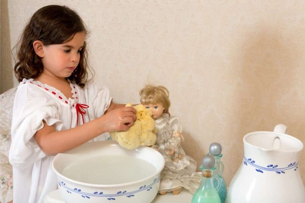 Disinfect Your Baby's Toys