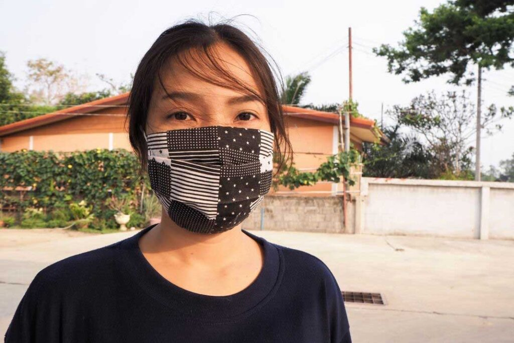 Save Your Skin while Wearing A Mask