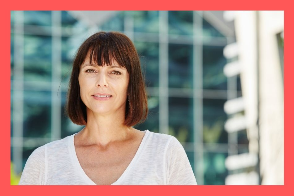 healthy and radiant skin after 50